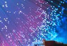 Fibre optic transmission image
