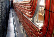 Cabling reticulation image