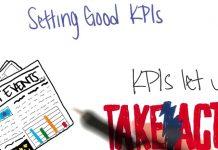 Setting good KPIs