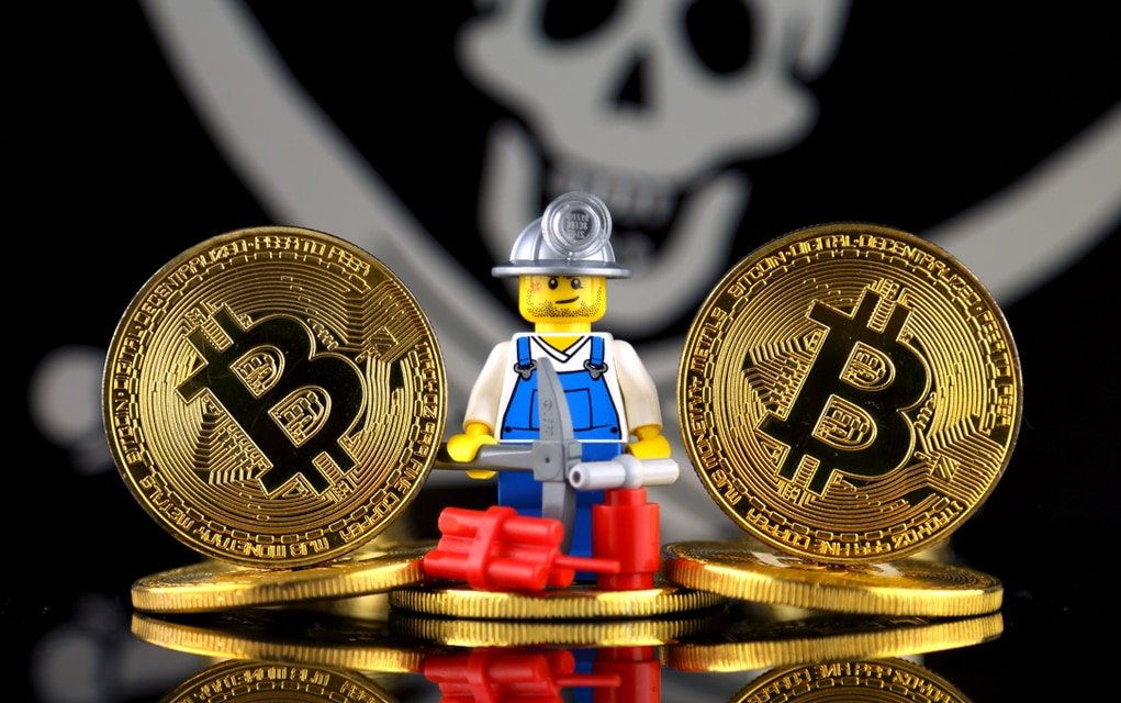 2018's malicious crypto-mining fever powered by pirated content