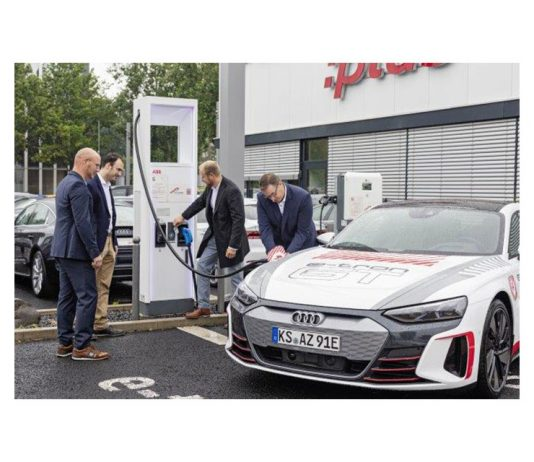 ABB charges ahead with EV energy delivery